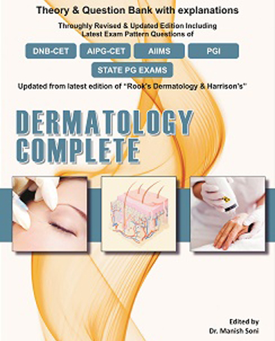 A Complete Book Of Dermatology – Dr  Bhatia's Medical