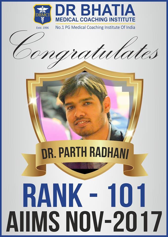 Parth-Radhani-Rank101