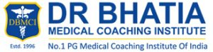 No 1 PG Medical Coaching Institute of India